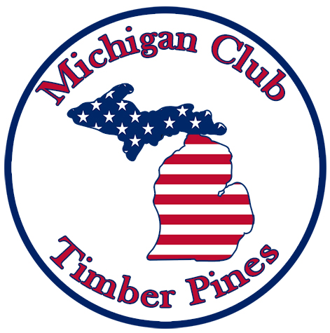 Michigan Club of Timber Pines Logo